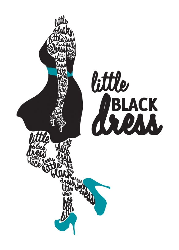 Little Black Dress logo